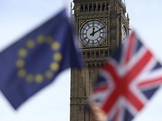 Банки ЕС вывели из Великобритании 350 млрд евро в течение года после референдума о Brexit