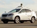 Google представил самоуправляемый автомобиль без руля и педалей (видео)