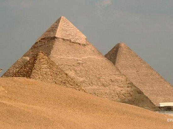 Появилась теория о предназначении тайной комнаты в пирамиде Хеопса