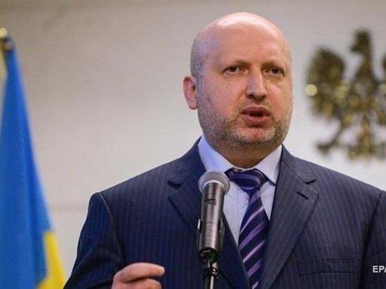 Турчинов заговорил о контроле над криптовалютами