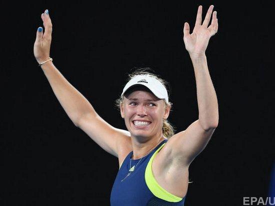 Определилась победительница Australian Open