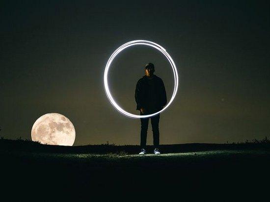31 января совпадут лунное затмение, суперлуние и голубая Луна