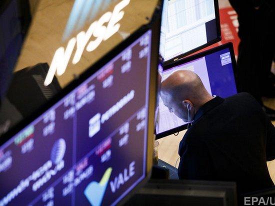 В США второй раз за неделю резко обвалились фондовые рынки