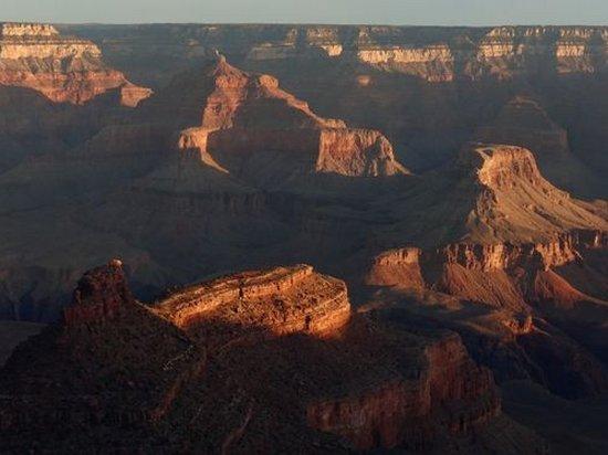 В Большом каньоне разбился вертолет с туристами