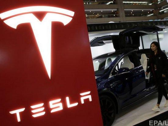 Компания Tesla показала наибольший в истории убыток