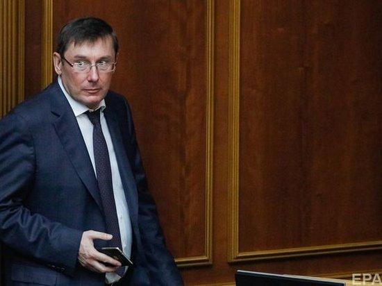 Генпрокурор Луценко анонсировал новый суд против Януковича