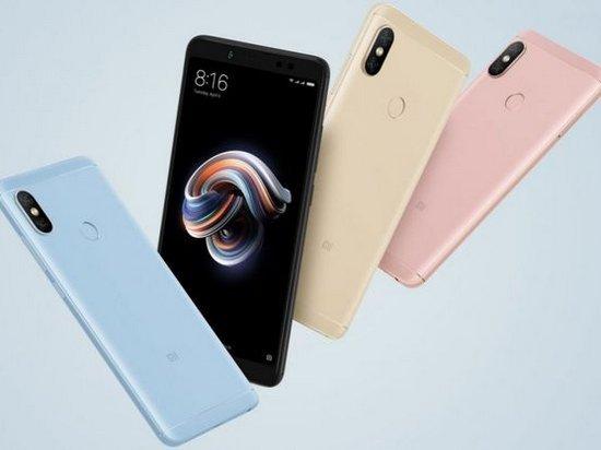 Xiaomi представила два новых безрамочных смартфона