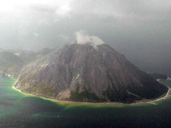Японии угрожает извержение огромного супервулкана
