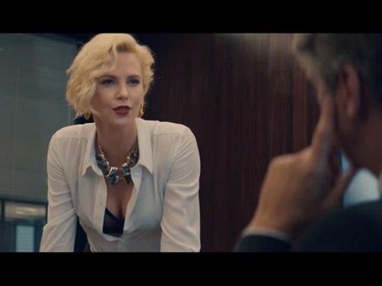 Опубликован трейлер фильма Опасный бизнес с Шарлиз Терон (видео)