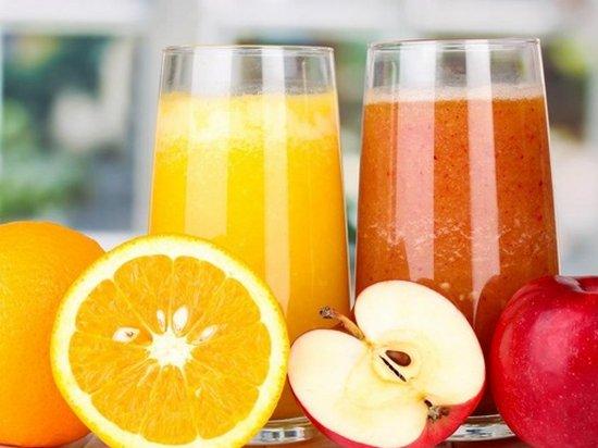 Почему фруктовый сок опасен для желудка?