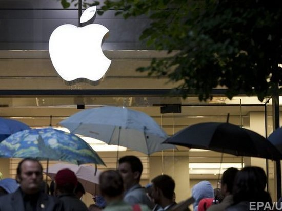 Компания Apple подтвердила, что хранит данные пользователей в облаках Google