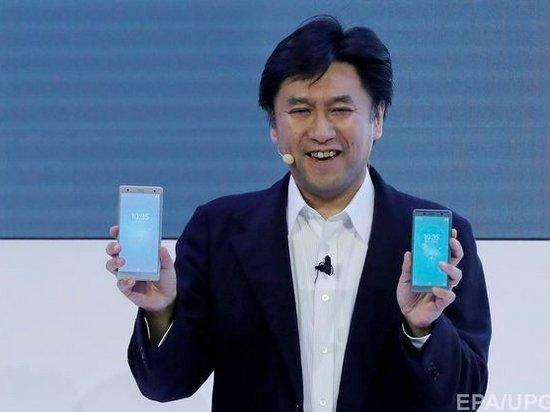 Компания Sony представила свои первые безрамочные смартфоны в серии Xperia XZ2