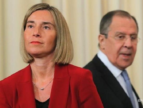 Могерини: Россия больше не стратегический партнер ЕС