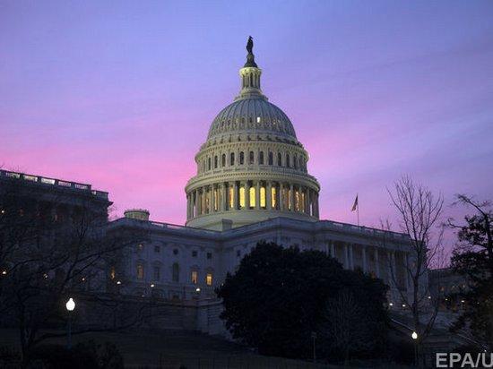 Конгресс США обсудит введение новых санкций против РФ