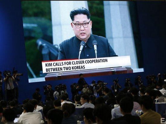 Ким Чен Ын пообещал закрыть ядерный полигон Пхунгери