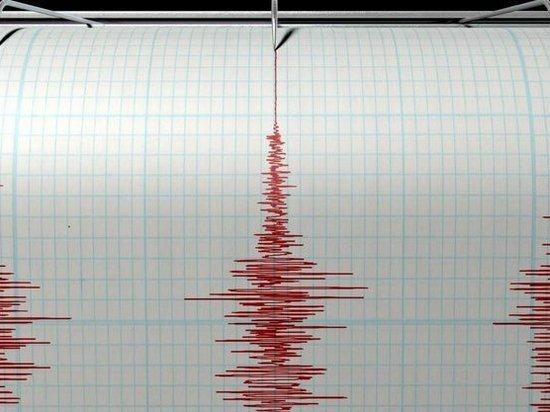 Японию всколыхнуло землетрясение магнитудой 4,7