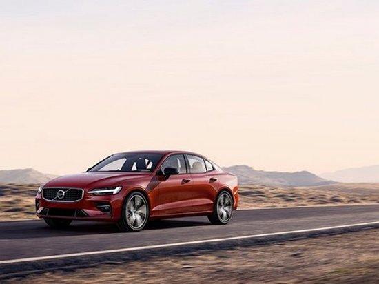 Volvo рассекретила обновленный седан S60 (фото)