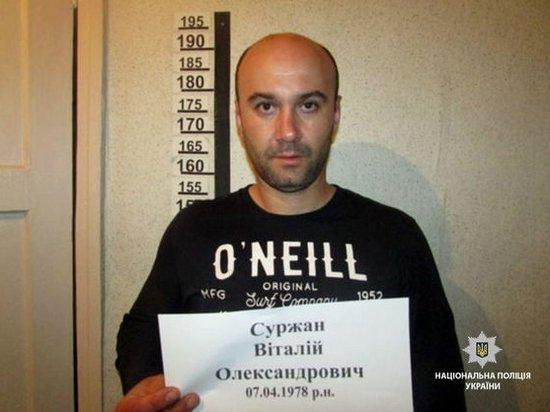 В Полтавской области из зала суда сбежал особо опасный преступник
