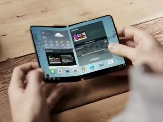 Samsung может показать складной смартфон уже в январе — СМИ
