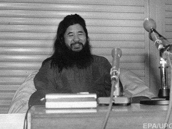 В Японии казнили лидера секты Аум Синрике — СМИ