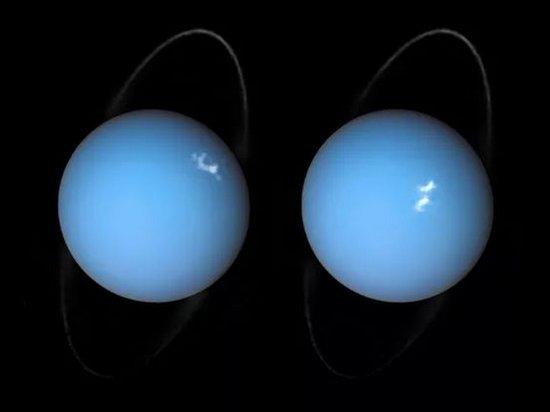 Ученые выяснили причину появления необычного наклона Урана