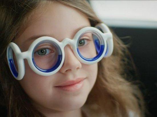 Разработаны очки, которые спасают от «морской болезни»