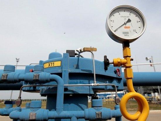 Стала известна цена газа для Украины в июне