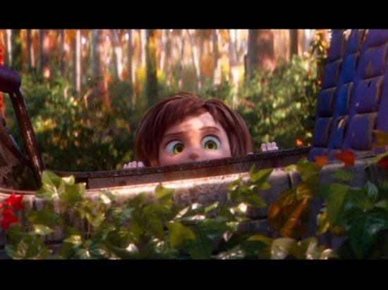 Трейлер анимационного фильма Парк чудес стал видеохитом