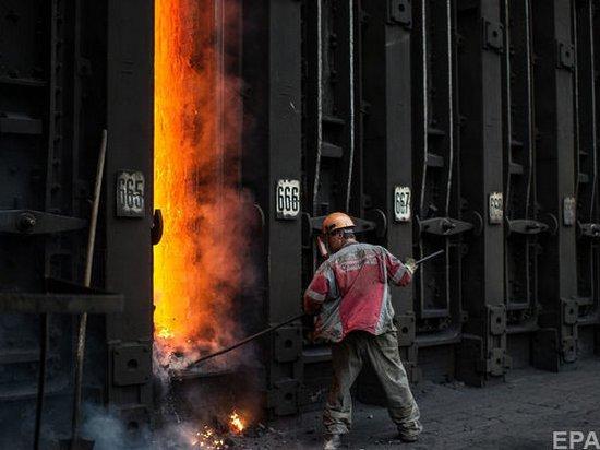 Украинская металлургия восстановила производство