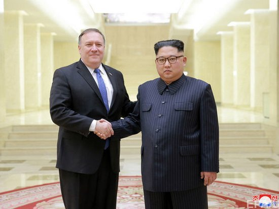 США и КНДР создали рабочие группы по ядерному разоружению