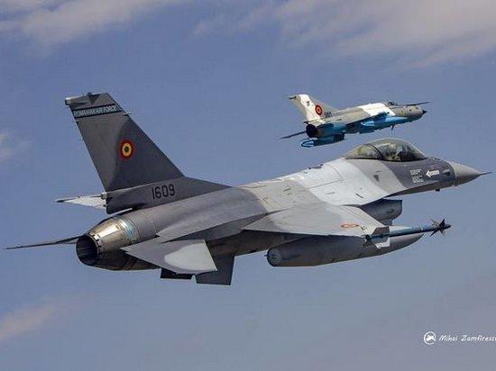 В Румынии во время авиашоу разбился МиГ-21