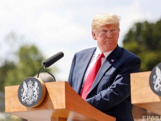 Трамп считает ЕС, РФ и Китай противниками США