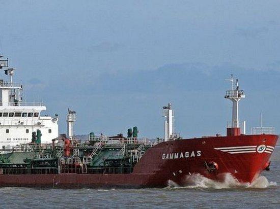 В украинский порт прибыл второй за историю танкер с газом для автомобилей