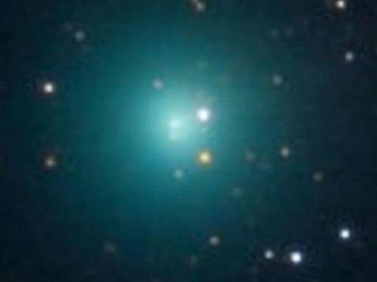 К Земле летит комета с газовым облаком вдвое больше Юпитера