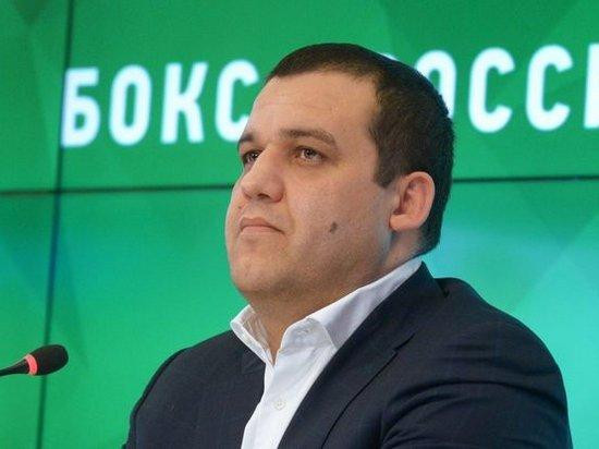 Российская сторона пригрозила Усику судами в случае срыва боя против Гассиева