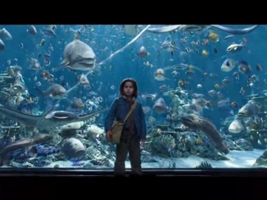 Трейлер фильма Аквамен стал интернет-хитом