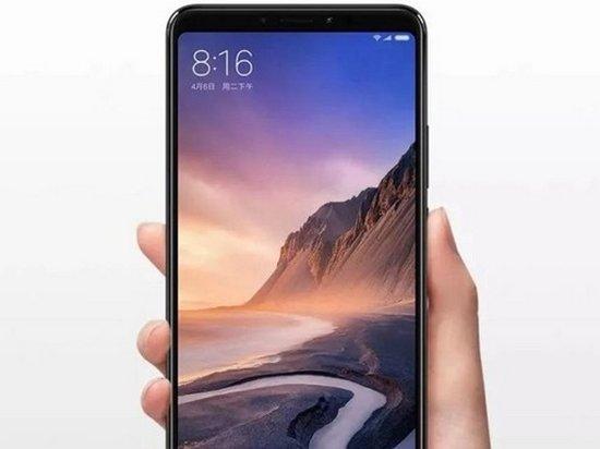 Представлен смартфон-гигант Xiaomi Mi Max 3 (фото)
