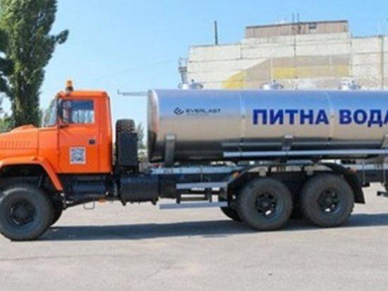 В Украину начали завозить хлор из Румынии