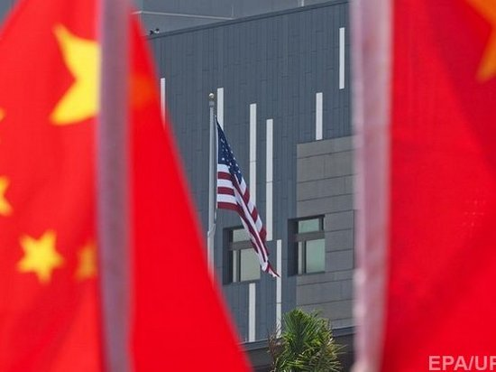 Китай ведет против США настоящую «холодную войну» — ЦРУ