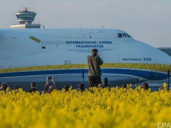 Антонов нашел замену российским авиадеталям