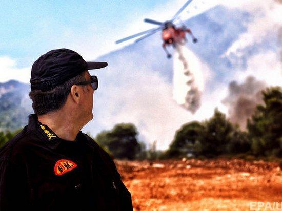 Масштабные пожары опустошили прибрежные районы Греции и унесли десятки жизней