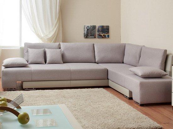Дополнительные функции угловых диванов