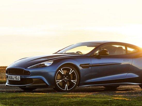 Aston Martin возродит модель Vanquish для того, чтобы убить Ferrari