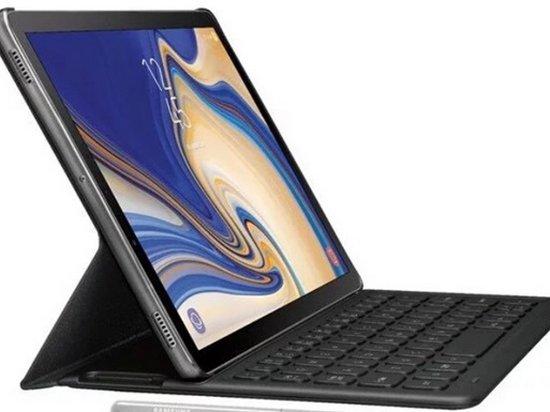 Мощнейший планшет Samsung сняли на видео