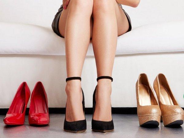 Как подобрать обувь в соответствии с особенностями фигуры?