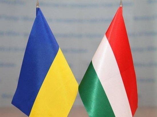 Киев запретит въезд министру Венгрии по Закарпатью
