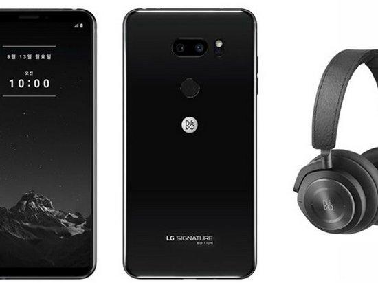 LG представила флагманский смартфон за $1800