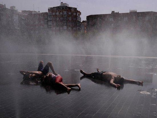 Экстремальная жара в Европе: в Испании и Португалии ожидаются рекордные температуры