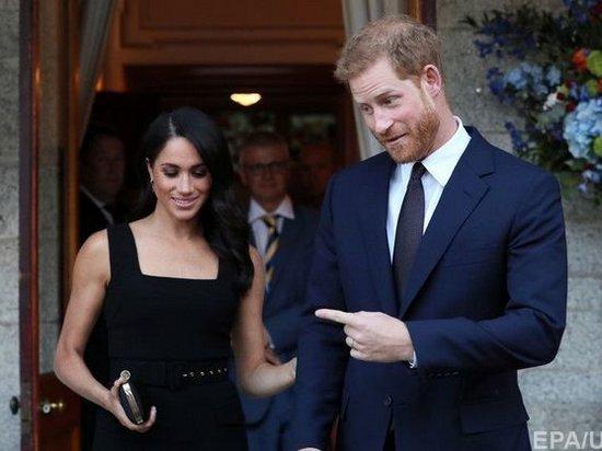 Принц Гарри обеспокоен сверхпопулярностью Меган Маркл