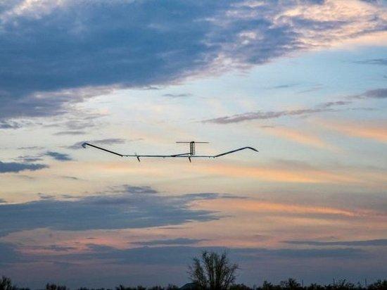 Рекорд. Беспилотник от Airbus провел в воздухе почти 26 дней